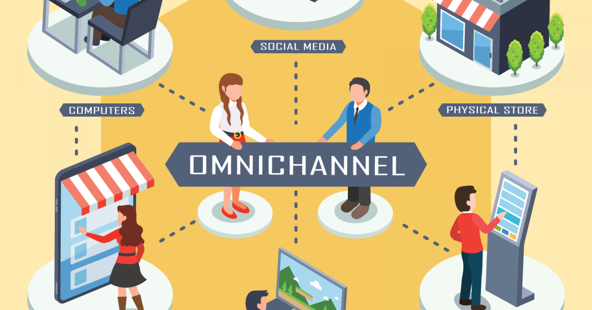 As diferenças entre marketing multicanal e omnichannel